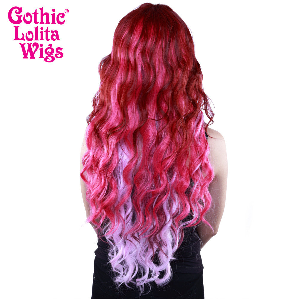 Gothic Lolita Wigs® <br> Classic Wavy Lolita™ Collection - Geisha Gone Wild -00607