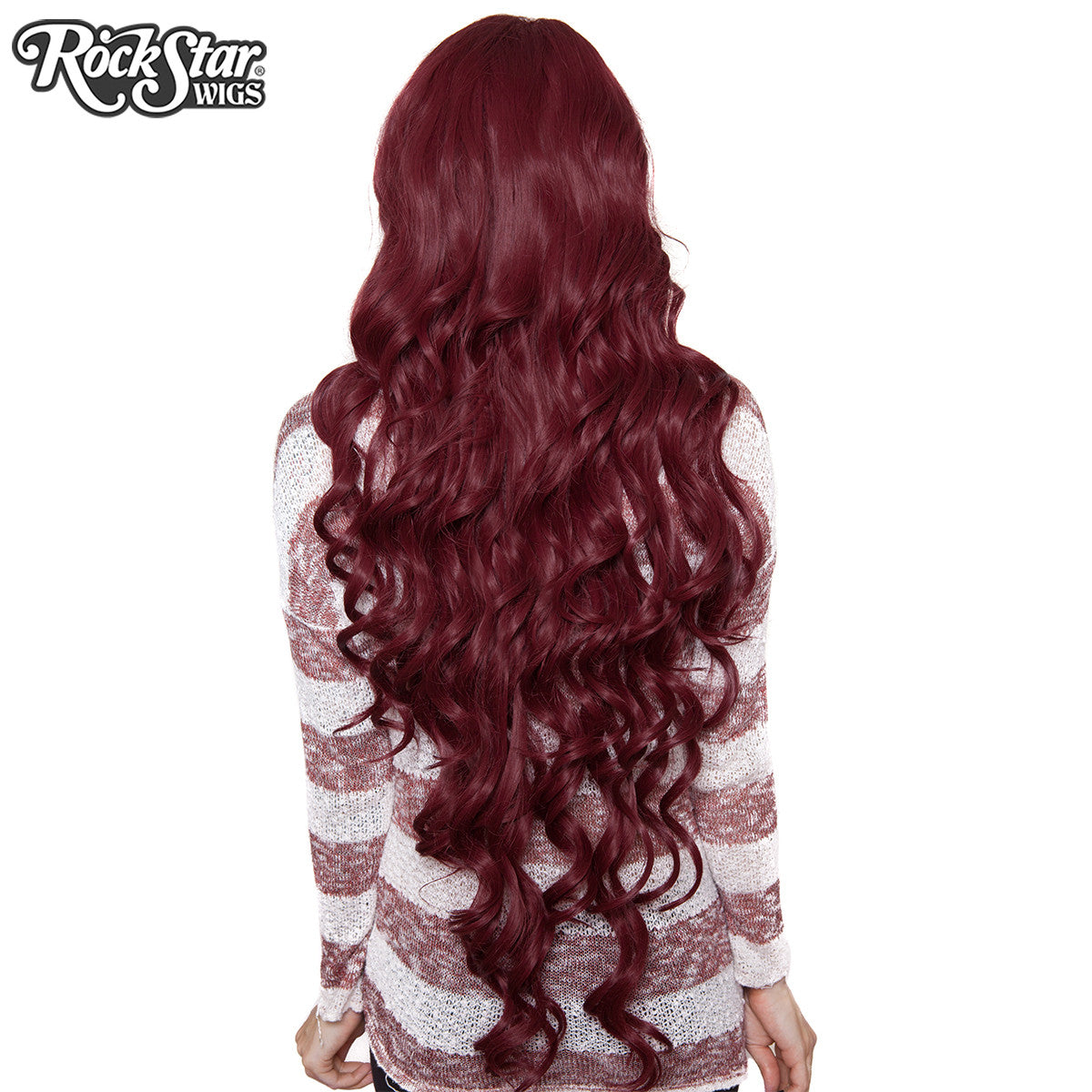 RockStar Wigs® <br> Godiva™ Collection - Burgundy -00181