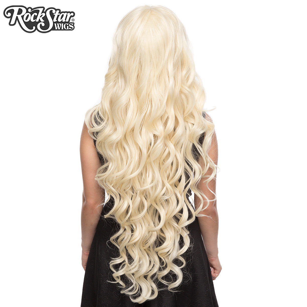 RockStar Wigs® <br> Godiva™ Collection - Platinum Blonde -00184