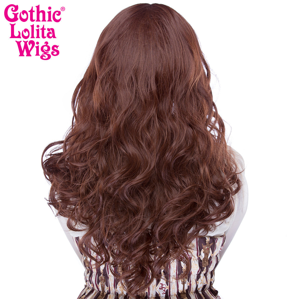 Gothic Lolita Wigs® <br> Heartbreaker Collection - Chocolate Brown Mix -00064