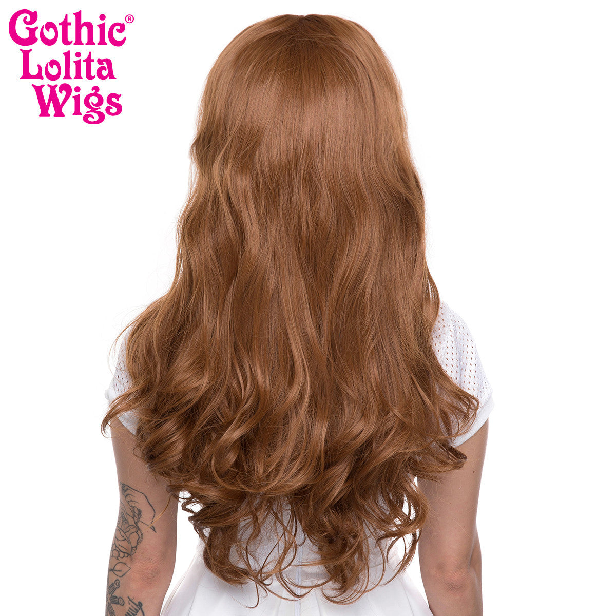 Gothic Lolita Wigs® <br> Heartbreaker Collection - Caramel Brown Mix -00062
