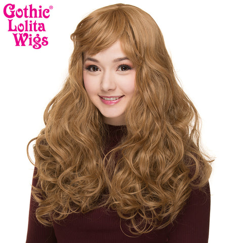 Gothic Lolita Wigs® <br> Heartbreaker Collection - Honey Milk Tea Mix -00061