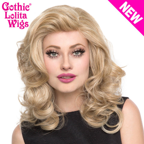 Lace Front Merilyn- Blonde Mix -00816