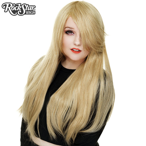 "Cosplay Wigs USA™ <br> Straight 70cm/28"" - Dark Blonde -00338"