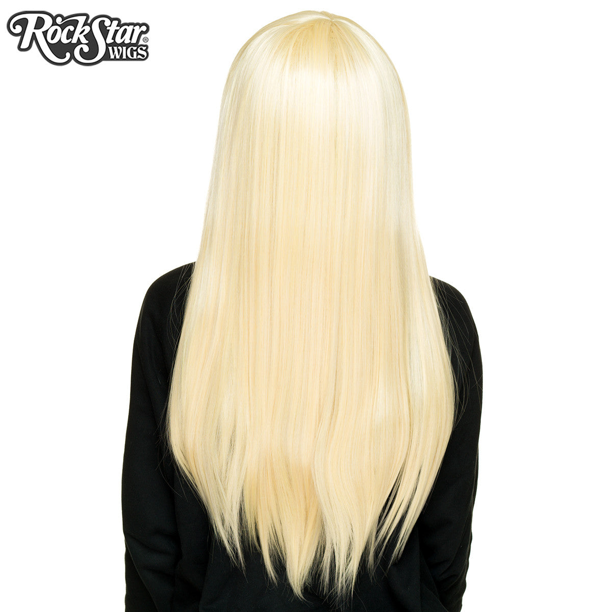 "Cosplay Wigs USA™ <br> Straight 70cm/28"" - Light Blonde -00340"