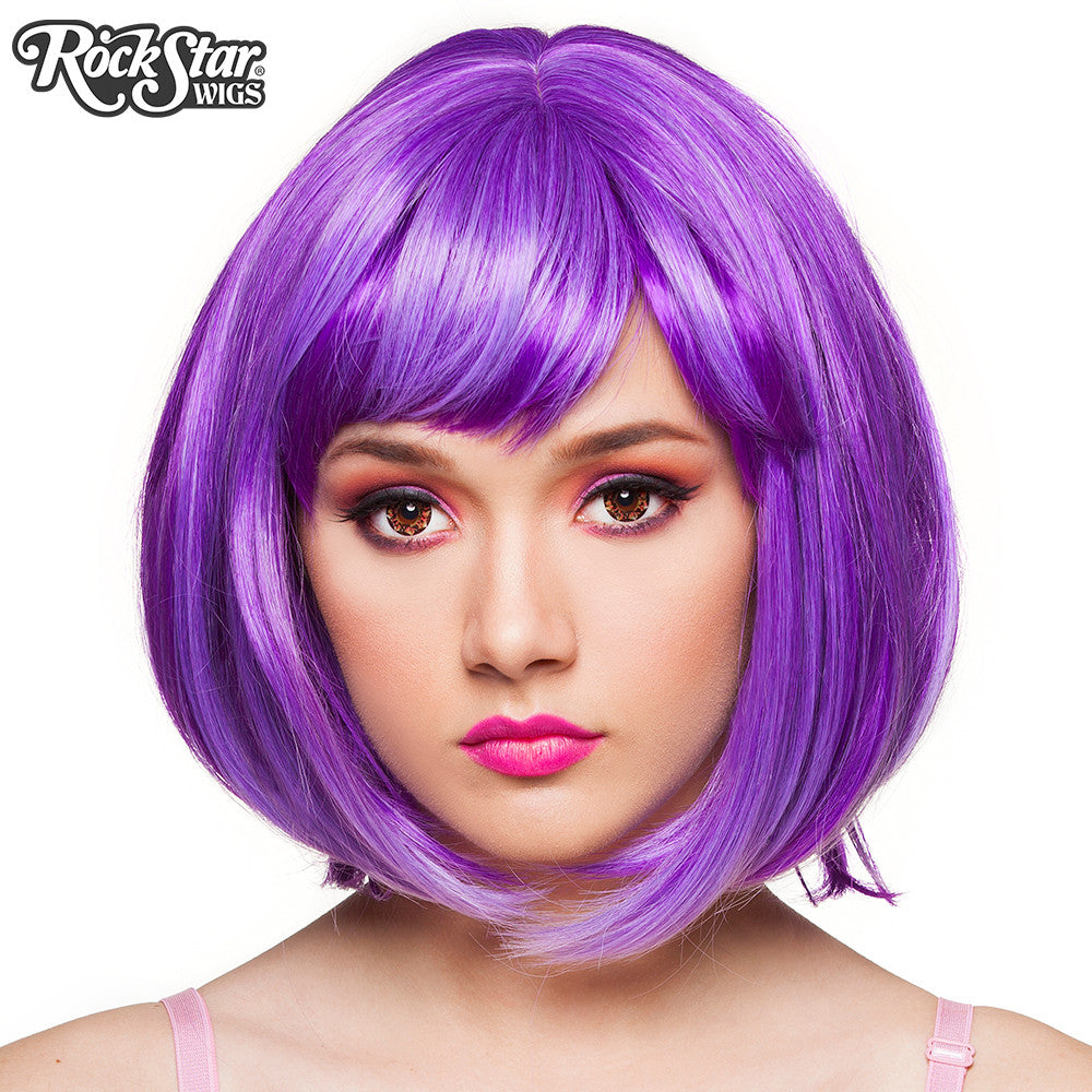 Blue Ombre Wig Cosplay