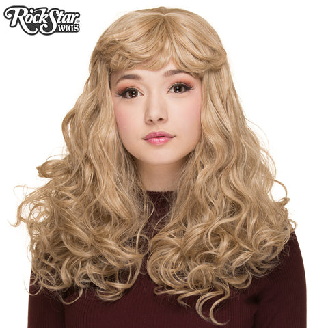 RockStar Wigs® <br> Madonna™ Collection - Light Medium Blonde Mix - 00594