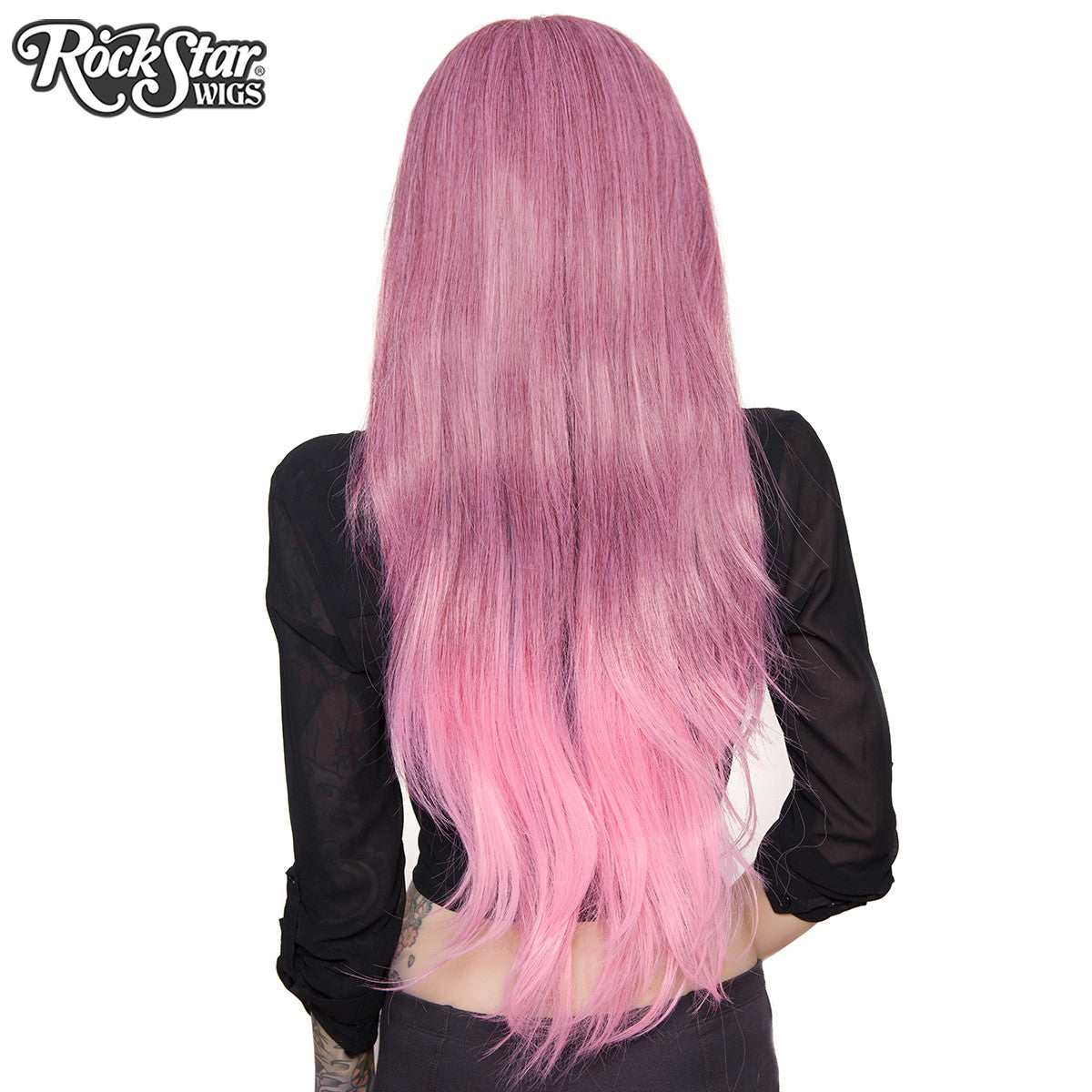 RockStar Wigs® <br> Ombre Alexa™ Collection - Rose -00203