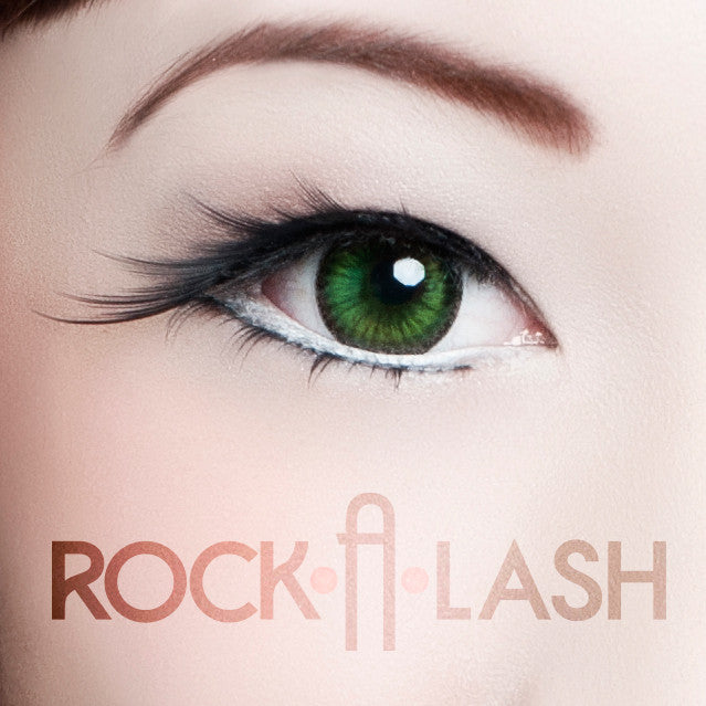 Rock-A-Lash® <br> #2 Harajuku Honey™ - 1 Pair