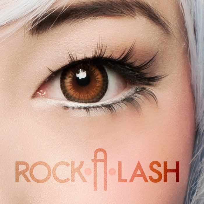 Rock-A-Lash® <br> #4 - All Dolled Up™ - 1 Pair