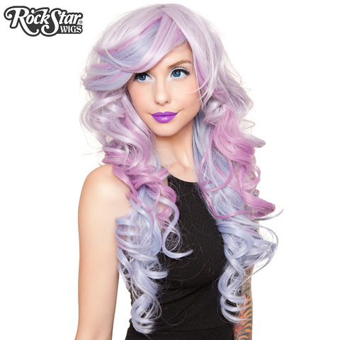 RockStar Wigs® <br> Triflect™ Collection - Periwinkle Rose -00833