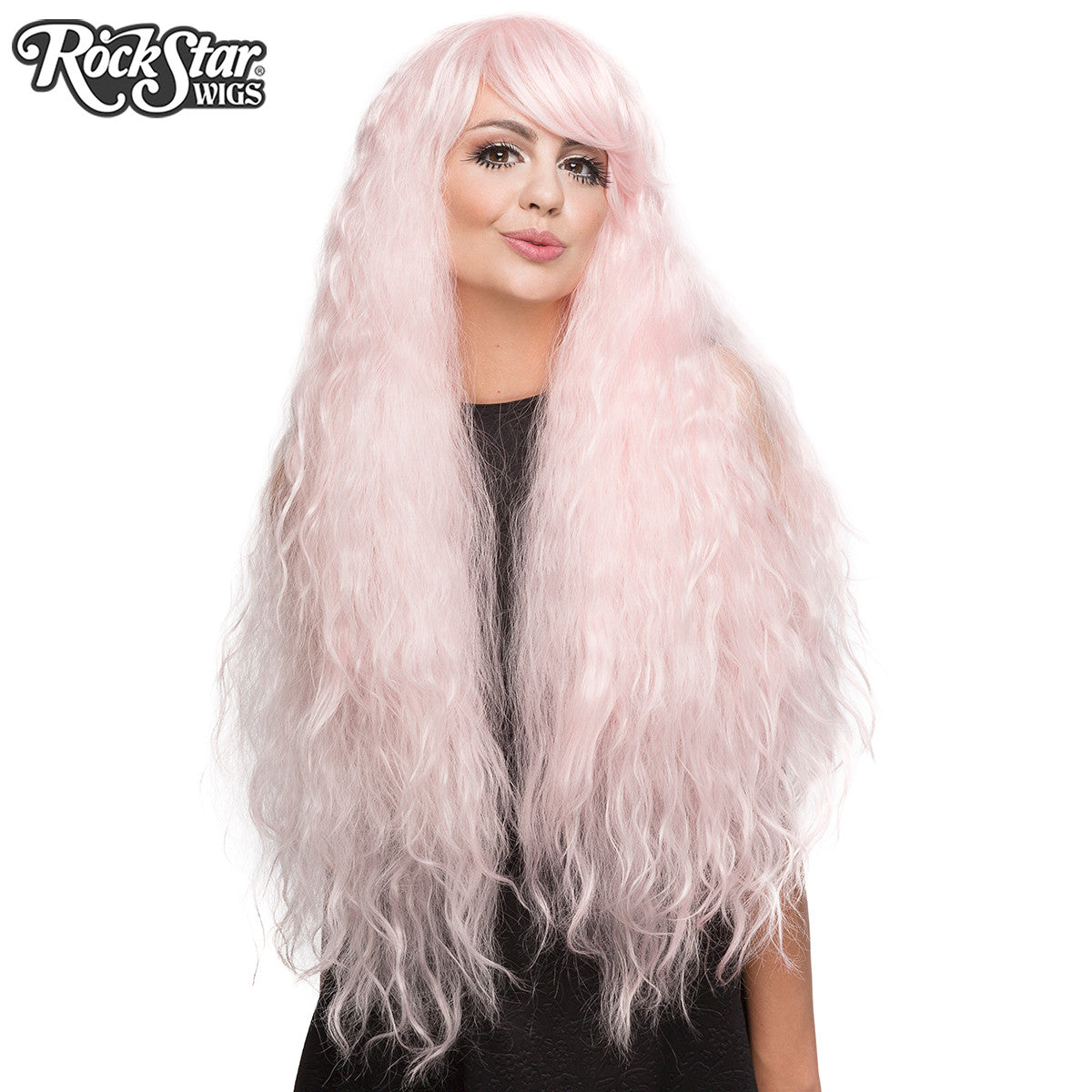 RockStar Wigs® <br> Prima Donna™ Collection - Light Powder Pink -00213