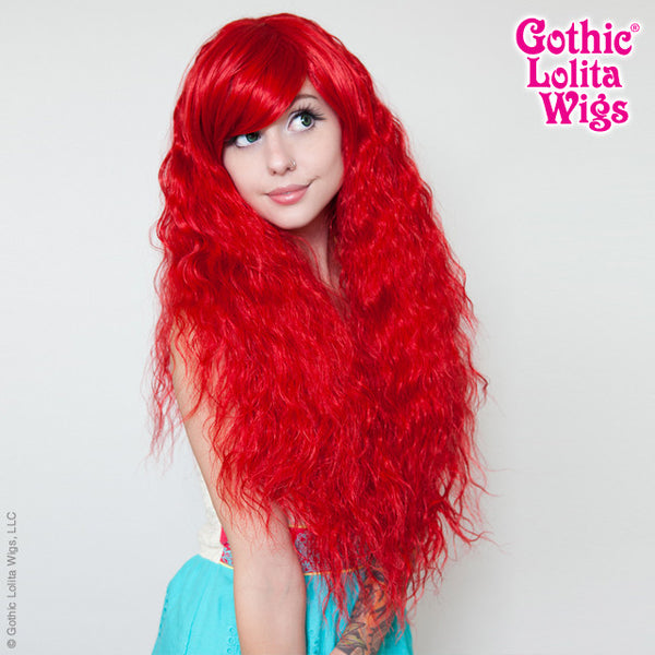 Gothic Lolita Wigs Store Rhapsody Collection Red Dolluxe 174