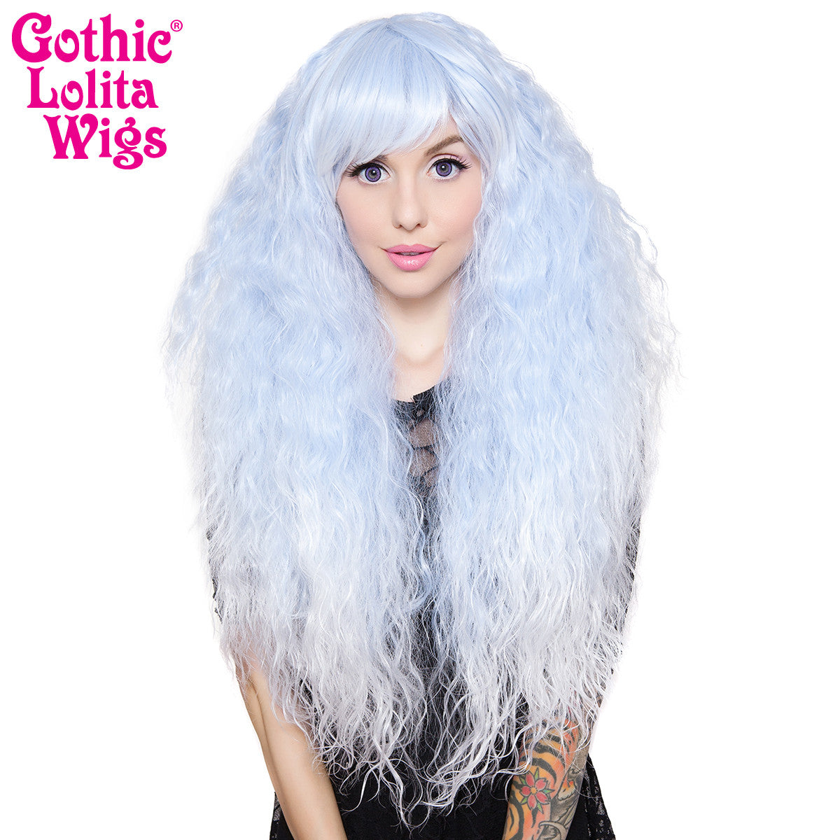 Gothic Lolita Wigs® <br> Rhapsody™ Collection - Sax Fade -00114