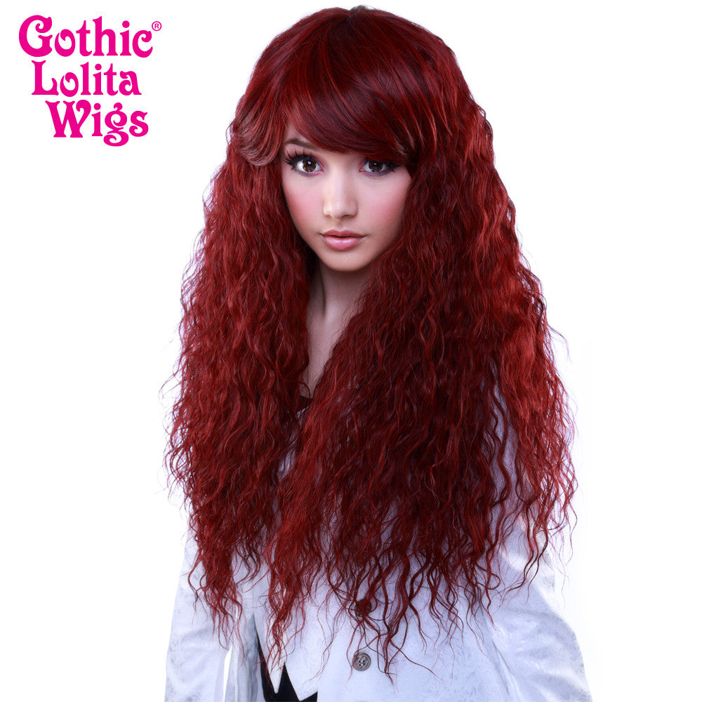 Gothic Lolita Wigs Store Rhapsody Collection Burgundy