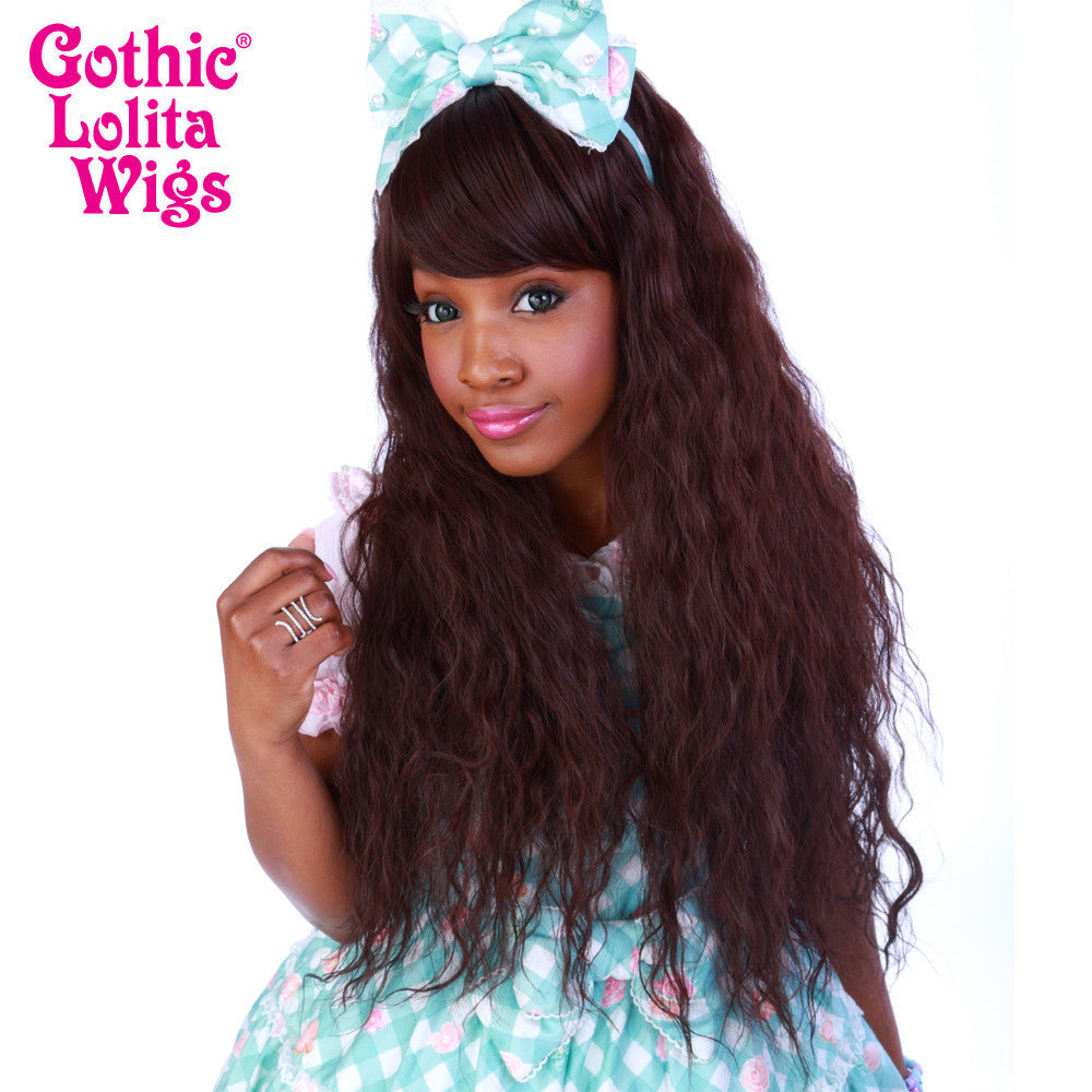 Gothic Lolita Wigs® <br> Rhapsody™ Collection - Dark Chocolate -00104