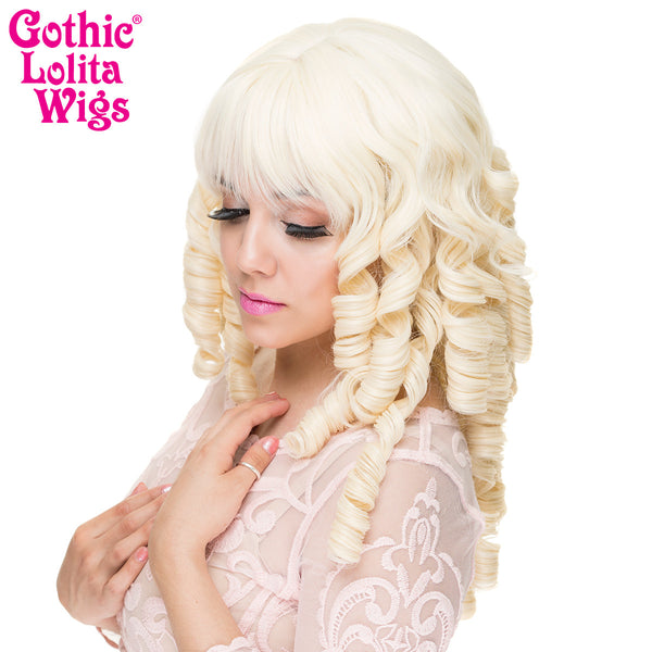 Gothic Lolita Wigs 174 Ringlet Redux Collection