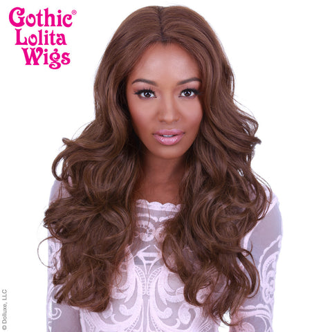 Lace Front Royale - Chestnut Brown Mix -00573
