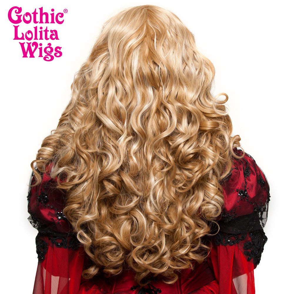 Gothic Lolita Wigs® <br> Spiraluxe 2 Collection - Blondie -00125