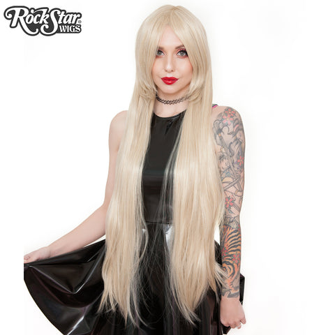 "Cosplay Wigs USA™ <br> Straight 100cm/40"" - Dark Blonde 00348"