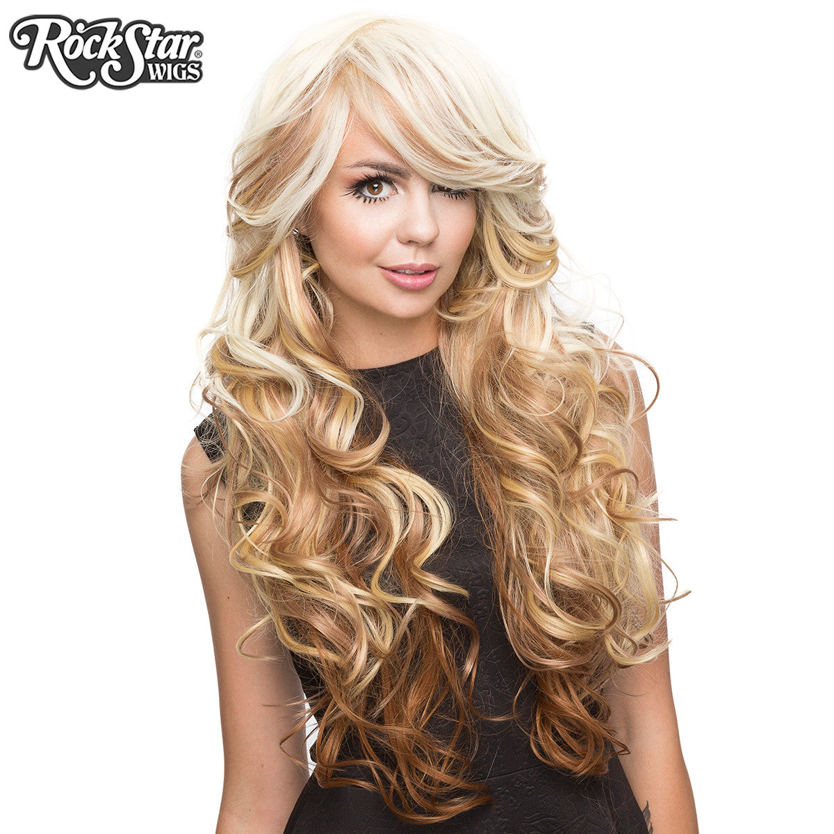 RockStar Wigs® <br> Triflect™ Collection - Blondeshell Bliss -00222