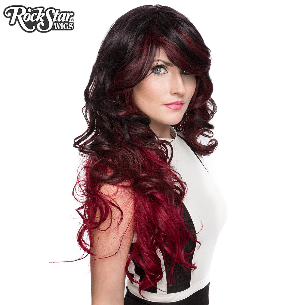 RockStar Wigs® <br> Triflect™ Collection - Midnight Flame -00226
