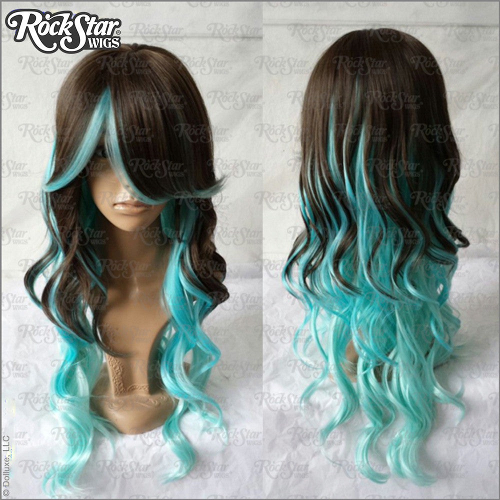 RockStar Wigs® <br> Triflect™ Collection - Choco Blueberry -00388