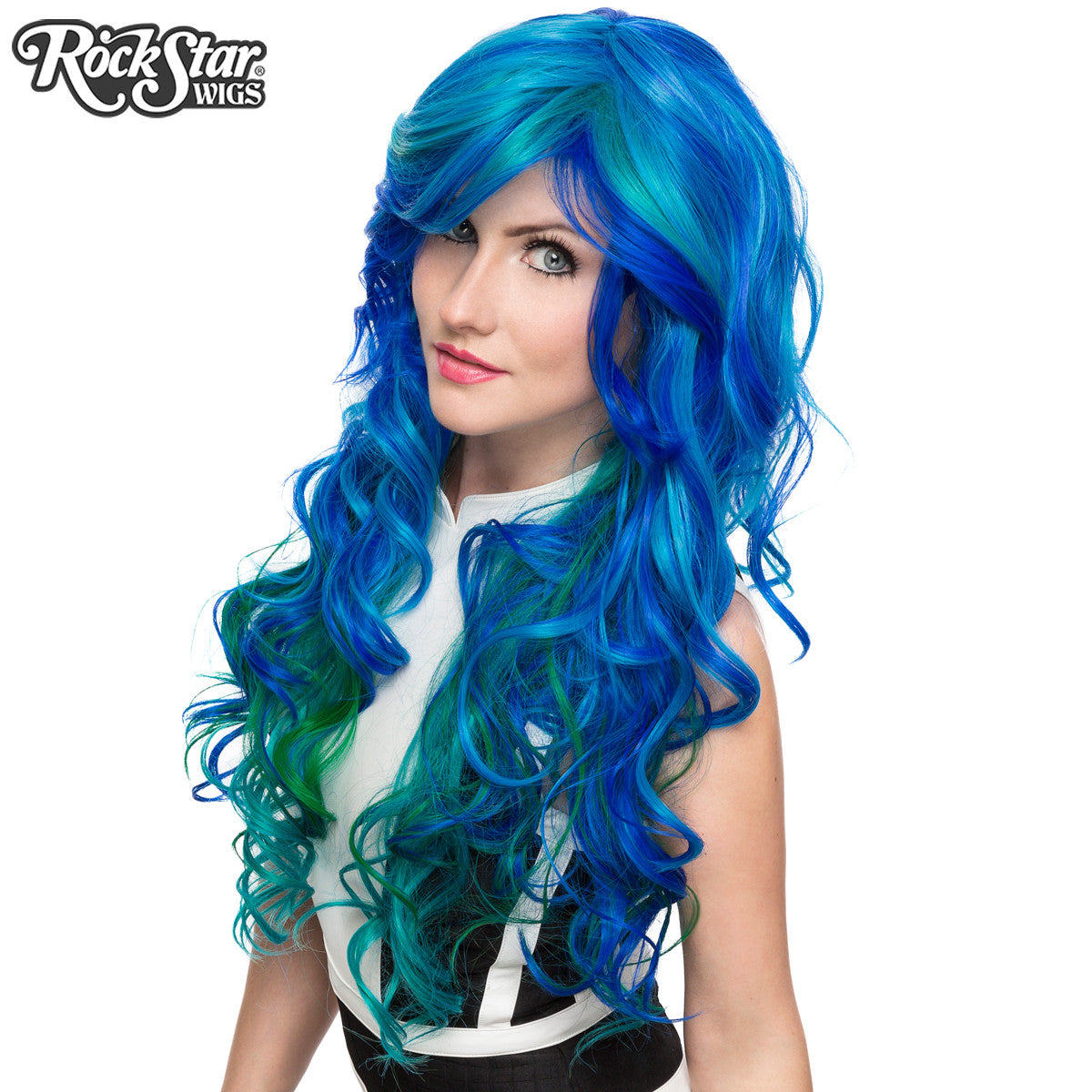 RockStar Wigs® <br> Triflect™ Collection - Mermaid Dream -00225