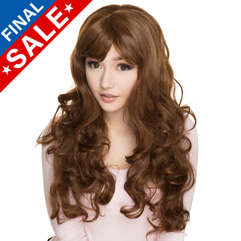 **RETIRED** Ulzzang Collection - Golden Chestnut Brown Mix -00409