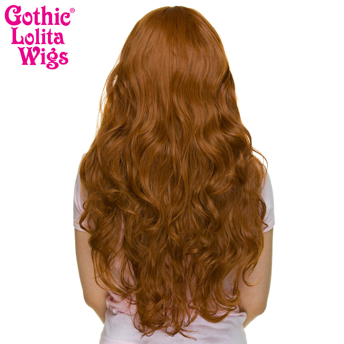 Gothic Lolita Wigs® <br>Ulzzang Collection - Caramel Brown Mix -00410