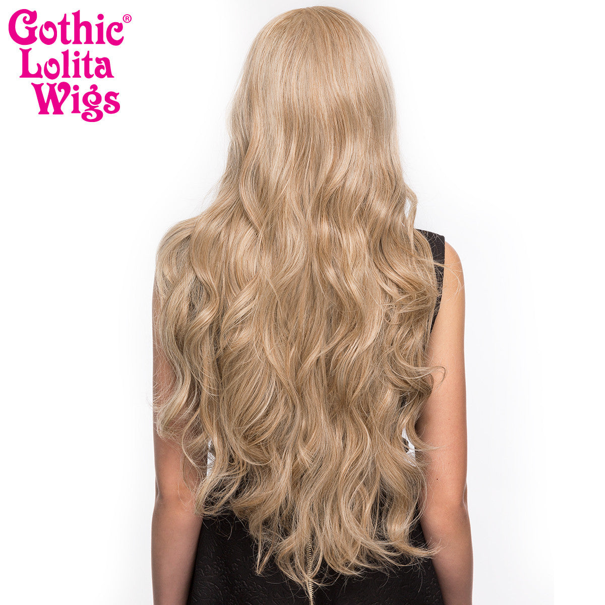 Gothic Lolita Wigs® <br>Ulzzang Collection - Light Medium Blonde Mix -00412
