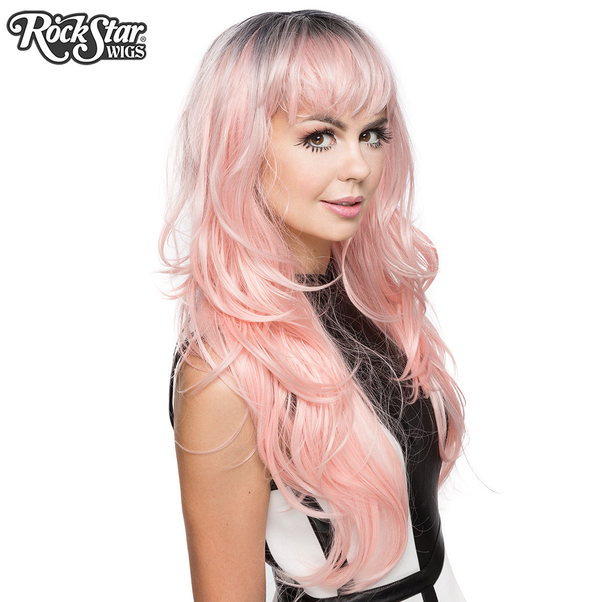 RockStar Wigs® <br> Uptown Girl™ Collection - Central Pink West -00229