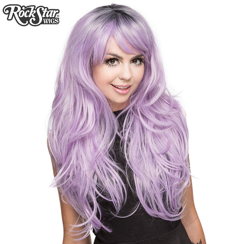 RockStar Wigs® <br> Uptown Girl™ Collection - Lavender -00462