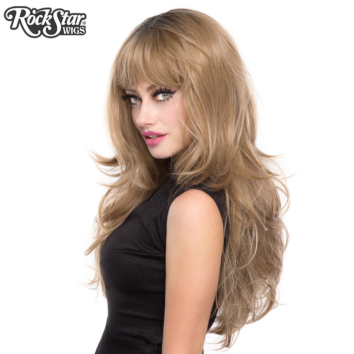 RockStar Wigs® <br> Uptown Girl™ Collection - Ladies Who Tea -00230