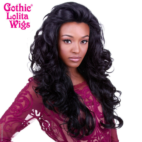 Lace Front Venus - Black -00527