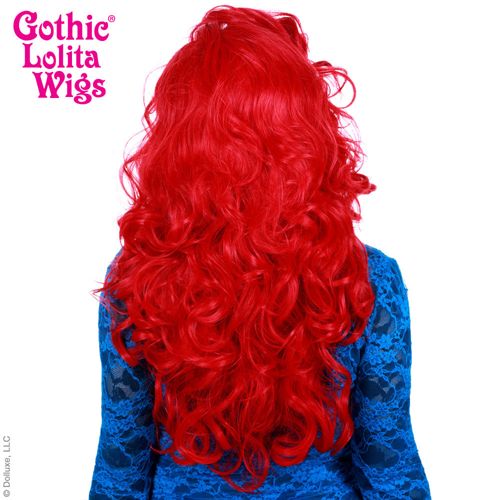 Lace Front Venus - Red -00586