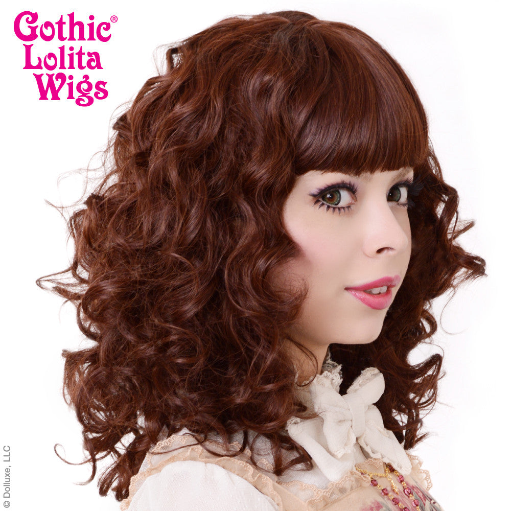 Gothic Lolita Wigs®  <br> Bijou - Chocolate Brown Mix -00439