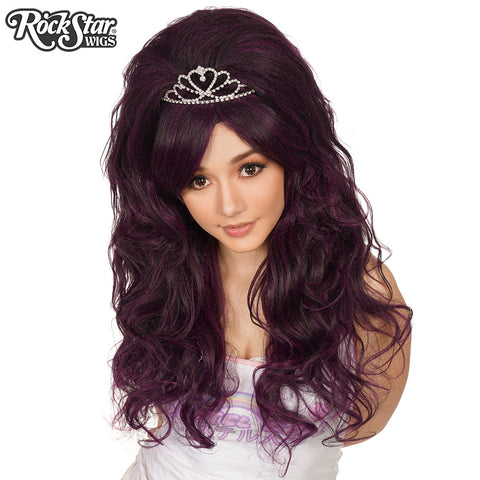Gothic Lolita Wigs® <br> Countess™ Collection -  VIOLETTE (Black Plum Mix) -00143