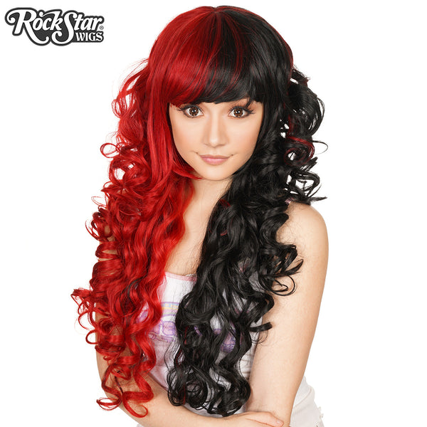 Ulzzang Red Hair Cosplay Wigs USA™ In...