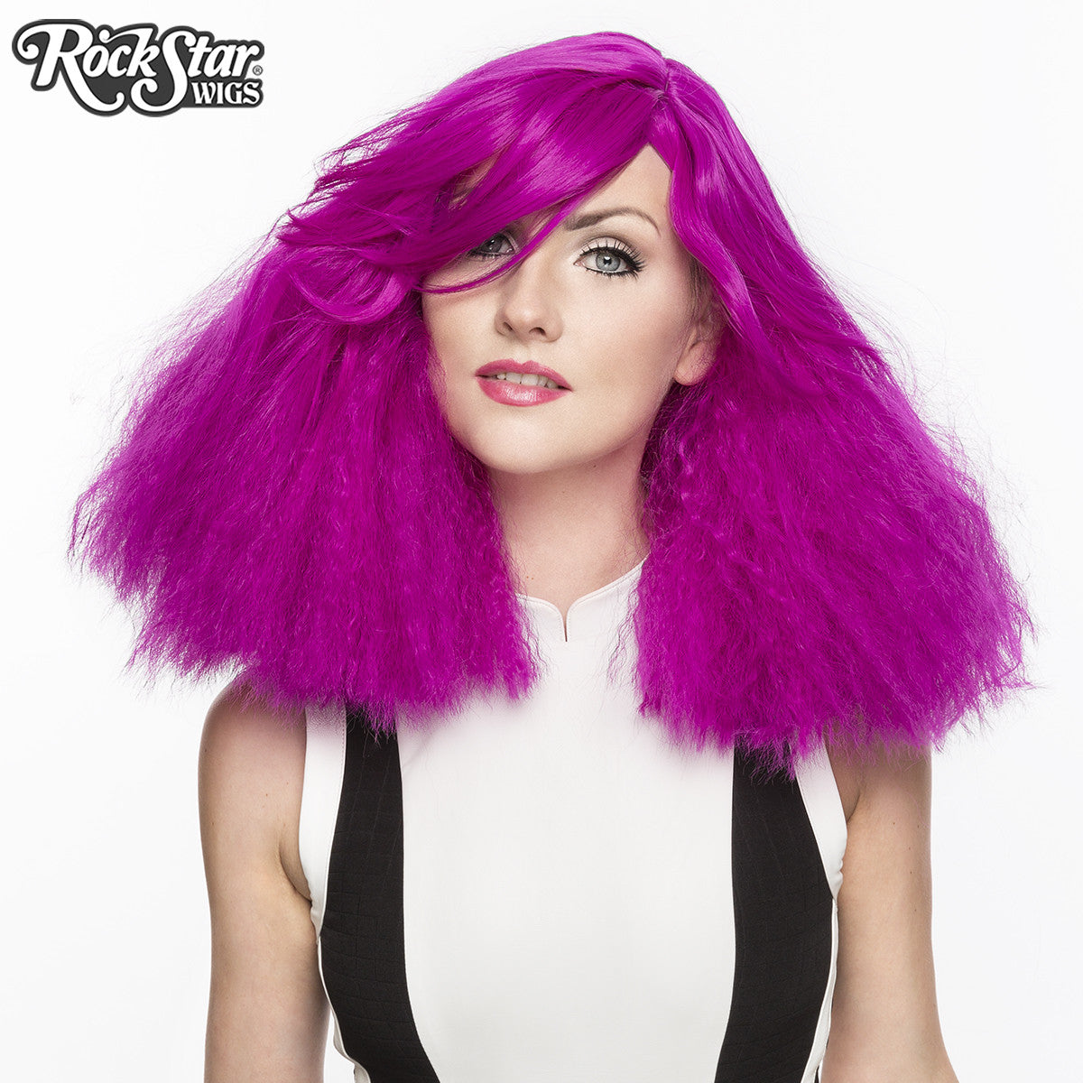 RockStar Wigs® <br> Dynamite™ Collection - Magenta-Cide -00164