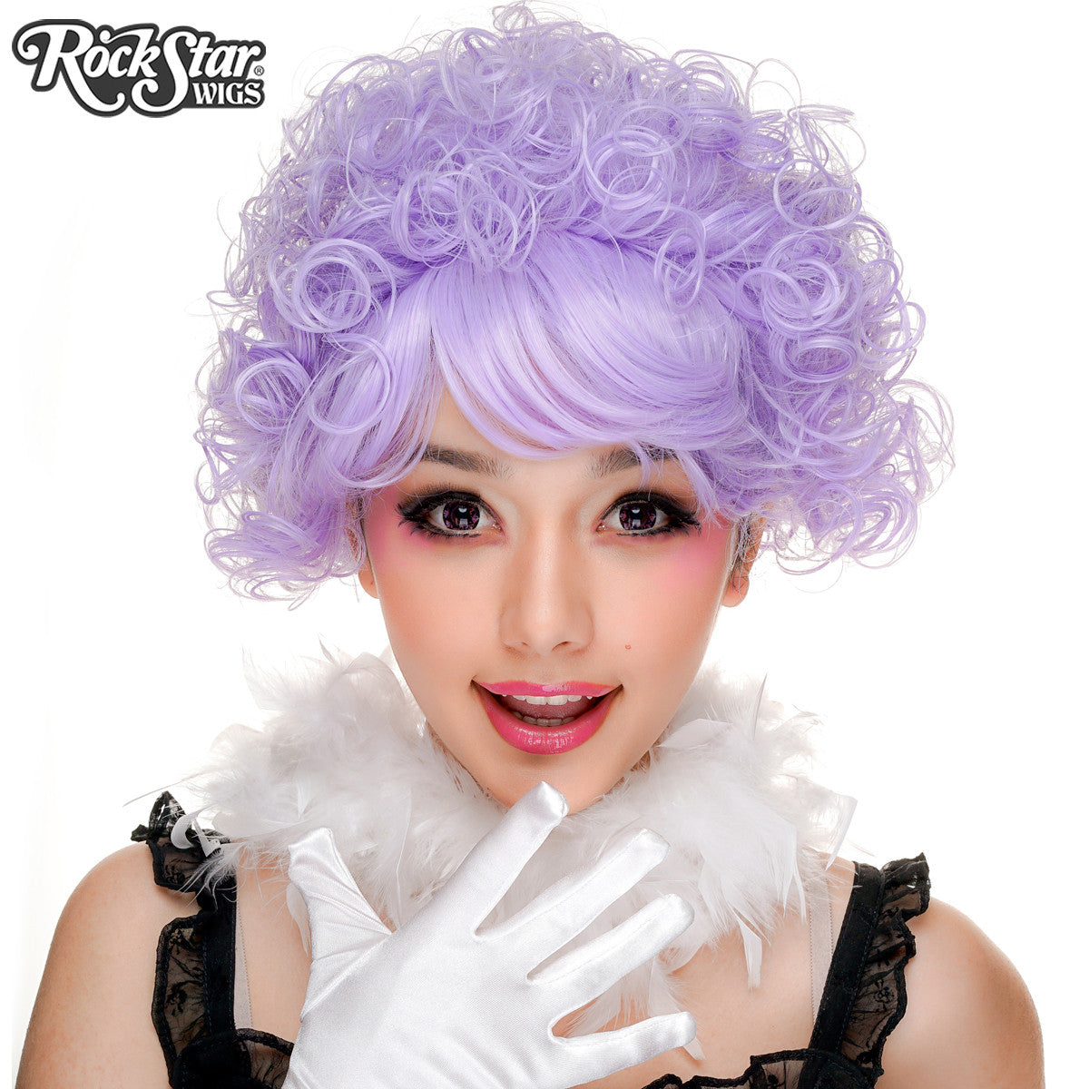 Cosplay Wigs USA™ Inspired By Character <br> The Hunger Games - Effie Trinket Style -00253