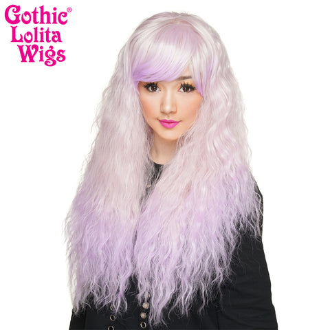 Gothic Lolita Wigs® <br> Rhapsody™ Collection - Creamy Lilac Fade -00103