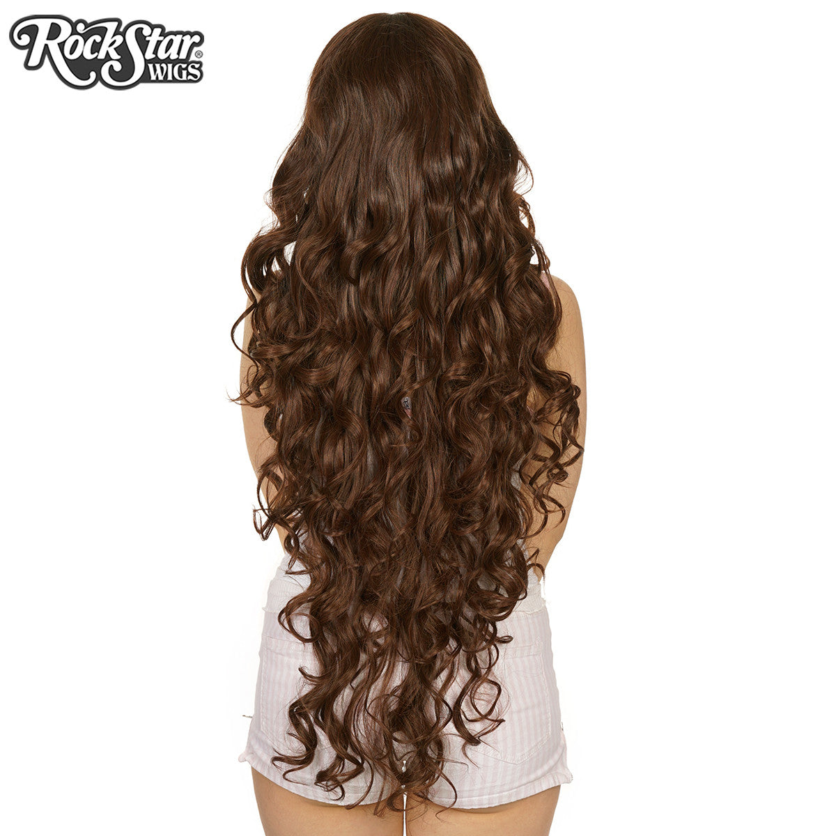 RockStar Wigs® <br> Godiva™ Collection - Dark Brown -00182