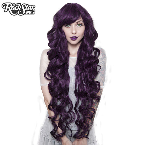 RockStar Wigs® <br> Godiva™ Collection - Black Plum -00180
