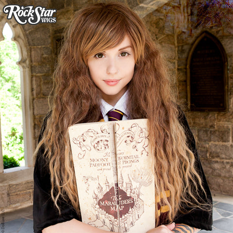 Cosplay Wigs USA® Inspired By Character <br> Harry Potter - Hermione Granger -00101