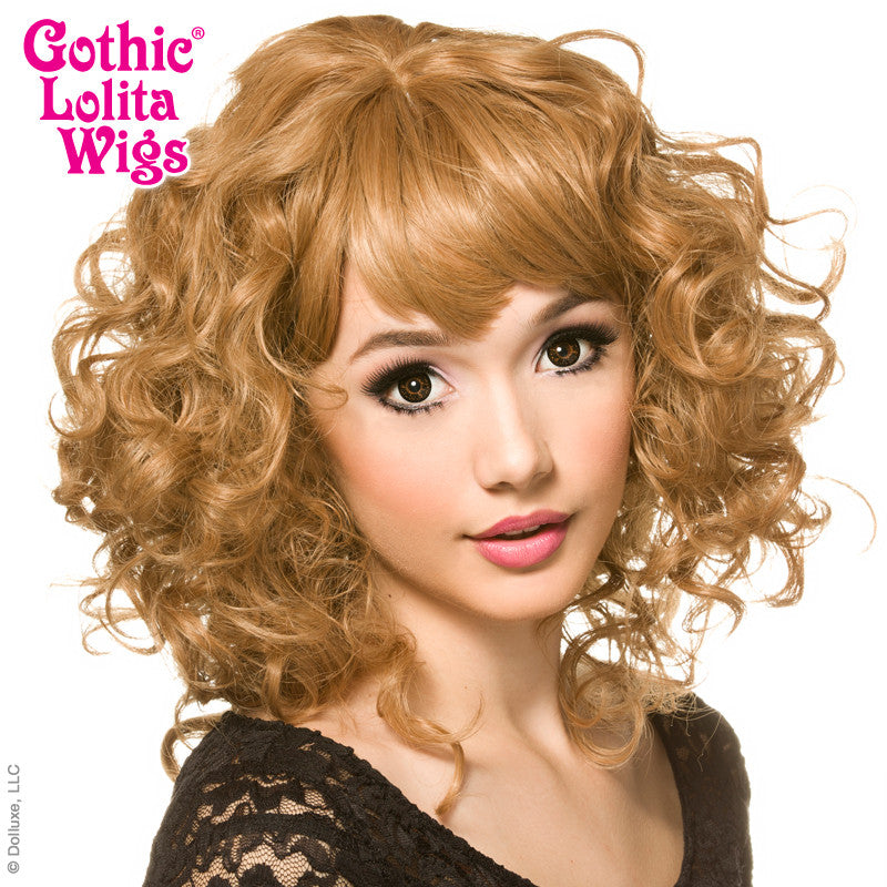 Gothic Lolita Wigs®  <br> Bijou - Honey Milk Tea Mix -00436