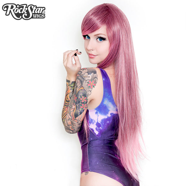 rockstar wigs store ombre alexa collection rose dolluxe