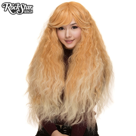 RockStar Wigs® <br> Prima Donna™ Collection - Golden Strawberry Blonde -00210