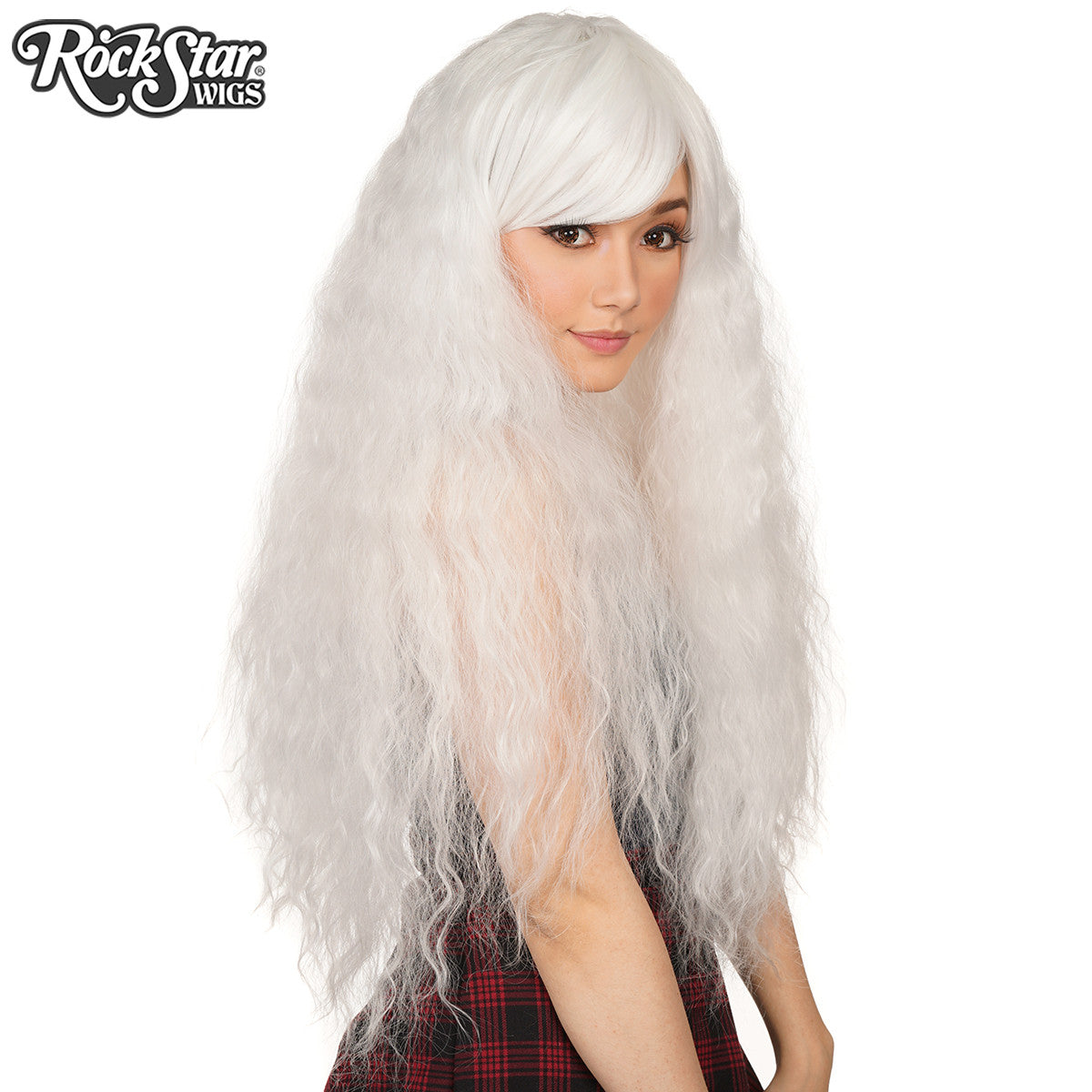 RockStar Wigs® <br> Prima Donna™ Collection - White Cloud -00217