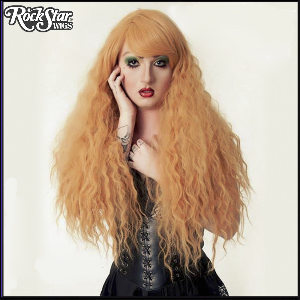 RockStar Wigs® <br> Prima Donna™ Collection - Ginger Rock -00209